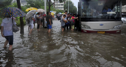 China flooding: Death tally rises, Beijing credibility plummets