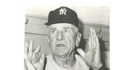 Casey Stengel: 12 quotes on his birthday