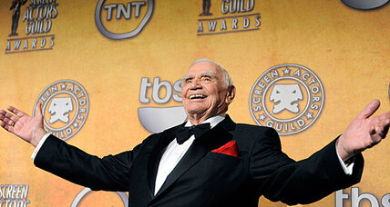 Ernest  Borgnine: An actor with nearly seven decades on screen