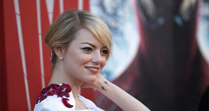 Emma Stone: A superhero movie is only one of many genres for the star