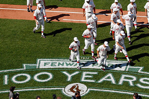 100 Years of Red Sox Baseball Fenway Park The Centennial
