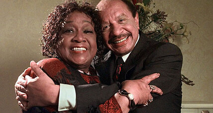 Sherman Hemsley played the 'black Archie Bunker' of sitcom