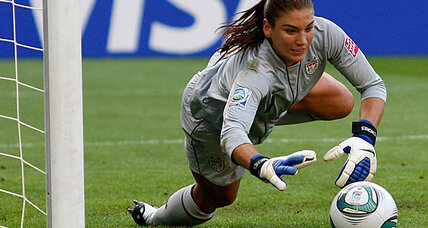 Hope Solo explains why she failed a drug test
