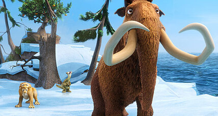 'Ice Age: Continental Drift' and 'The Lorax' battle for Chinese viewers