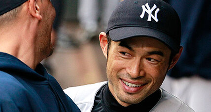 Ichiro Suzuki: How Japanese fans react to Yankees uniform