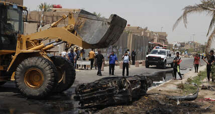 Attacks in Iraq signal Al Qaeda is on the rise again
