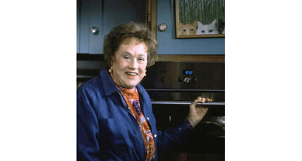 Julia Child: 8 things that may surprise you