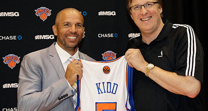 Jason Kidd and Jeremy Lin leave Knicks reeling