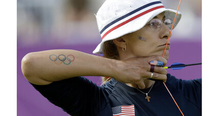 Olympics + 'Hunger Games' = a big boost for archery