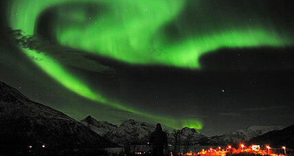 The strange sound of Northern lights captured by Finnish researchers (+video)