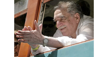Gabriel García Márquez may never write again