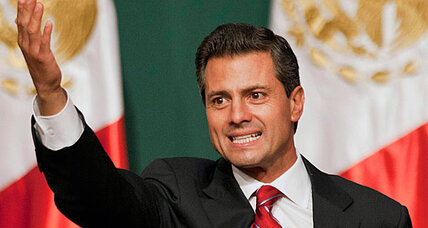 In returning PRI to power, Mexicans put faith in young democracy (+video)