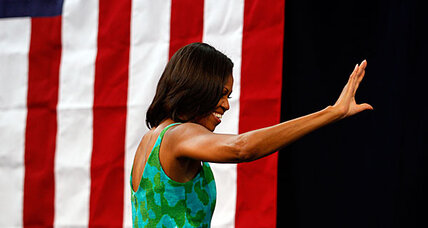 Michelle Obama death threat by D.C. cop under investigation