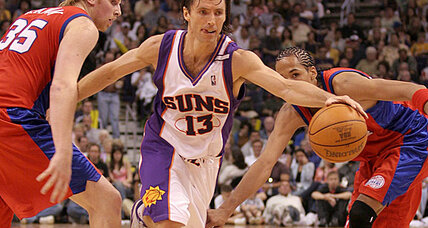 Steve Nash traded to rival Los Angeles Lakers