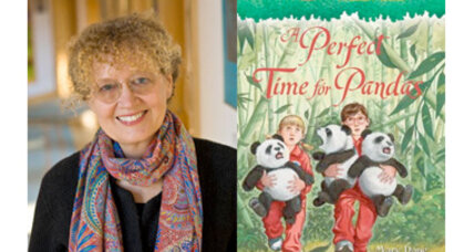'Magic Tree House': Author Mary Pope Osborne looks back