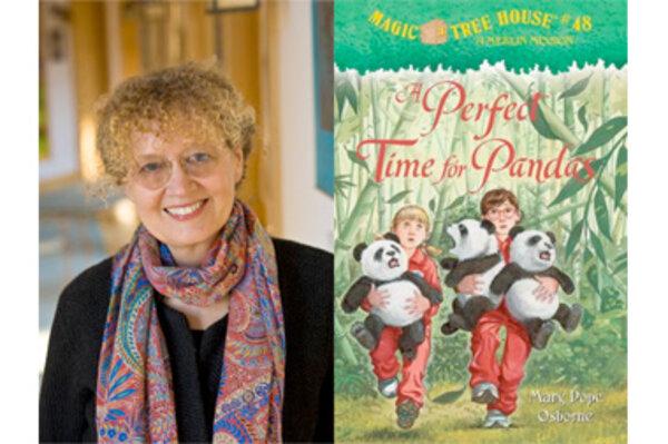 'Magic Tree House': Author Mary Pope Osborne looks back ... Jack And Annie Books