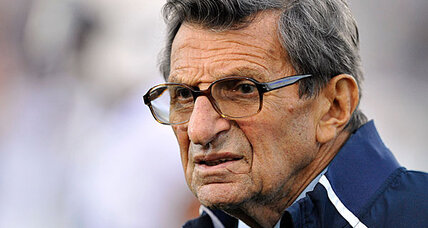 Penn State scandal: Joe Paterno vs. Louis Freeh