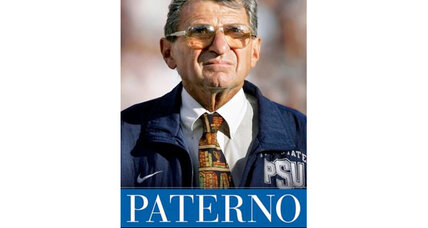 Paterno biography: Can it recover from bad timing?