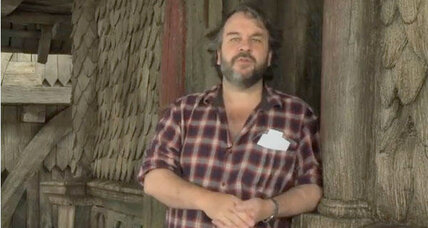'The Hobbit' director Peter Jackson announces end of principal photography