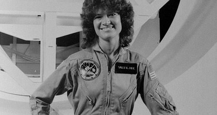 Female space shuttle commanders remember Sally Ride