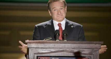 Robin Williams will play Eisenhower, according to report