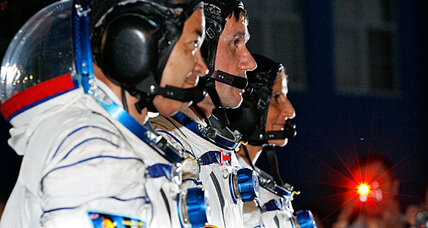 Trio of astronauts help restore faith in Russian space program