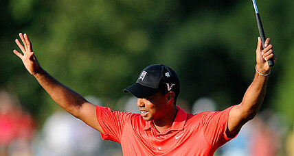 Tiger Woods: He's got his groove back