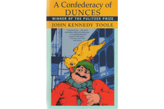 essay on a confederacy of dunces Complete summary of john kennedy toole's a confederacy of dunces enotes plot summaries cover all the significant action of a confederacy of dunces.