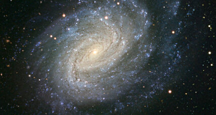 New spiral galaxy image shows pair of supernovae