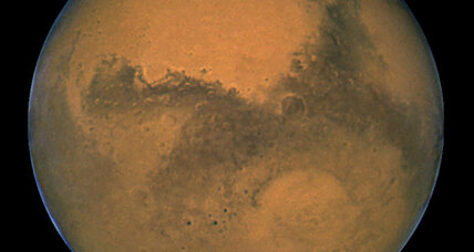 Five myths about Mars