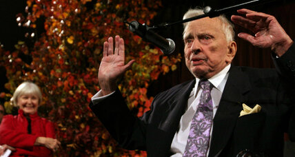 Gore Vidal: a celebrity, a life writ large