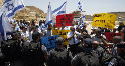 Israel considers drafting its Arab citizens