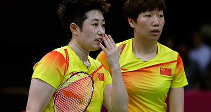 Olympics: Why booting the badminton teams was the right call