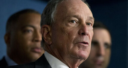 Bloomberg to moms: Breastfeed your infants, please