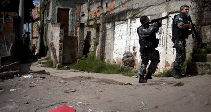 Brazil is stamping out favela violence – now on to trash collection and education