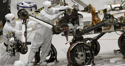 Why Mars rover will be blasting its heat ray as it searches for life