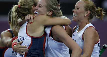 London 2012 field hockey: In surprise upset, US takes down No. 2 Argentina