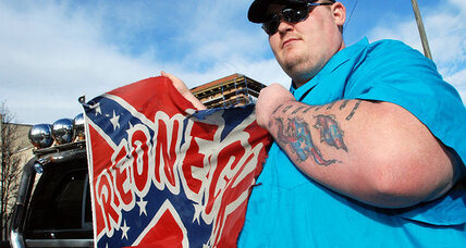 Free speech: Can school fire 'redneck' over Confederate flag on his truck?