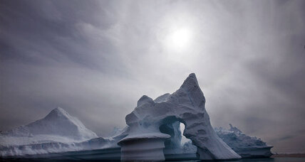 Greenland ice: Less vulnerable to climate change than feared