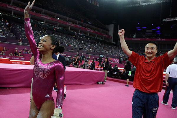 Gabby Douglas From High Maintenance Gymnast To Olympic