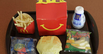 No McDonald's Happy Meal toy? Chile bans toys in children's meals