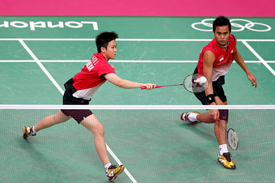 Olympics Why Its Bye Bye Birdie For Badminton In Indonesia