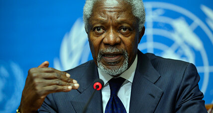 Kofi Annan quits as UN's Syria envoy. Is diplomacy at an end? (+video)