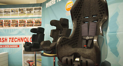 What's new in the world of car seats?