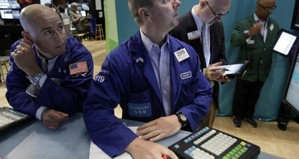 Stock market jumps at news that economy added 163,000 jobs in July