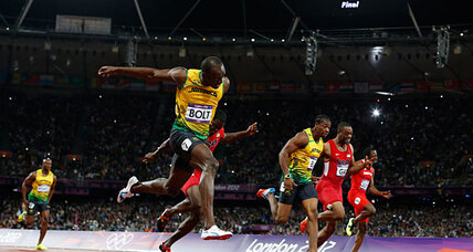 Usain Bolt: ultimate showman delivers unforgettable Olympic moment, again