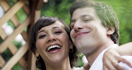 Andy Samberg and Rashida Jones in 'Celeste and Jesse Forever': movie review
