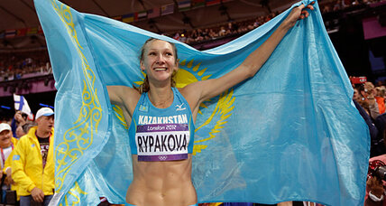 Olympics 2012: Among the top gold winners in London ... Kazakhstan?