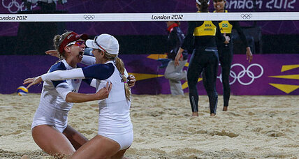 London 2012 Olympics: Does beach volleyball need the bikini?
