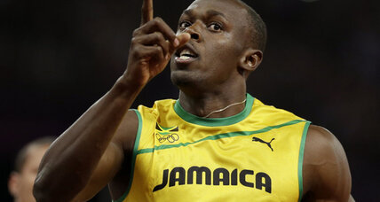 Usain Bolt frustrated by London's 'weird' Olympic security rules